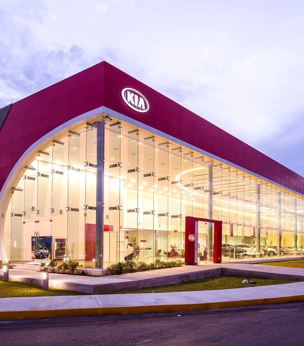 Bepensa Kia Motors