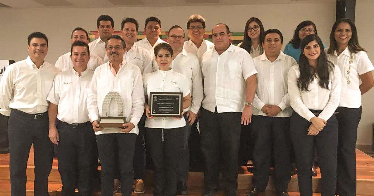 Bepensa Bebidas obtiene el Premio Yucatán a la Calidad 2018
