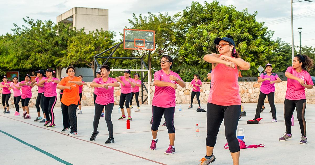Bepensa promueve el estilo de vida saludable con programas de acción
