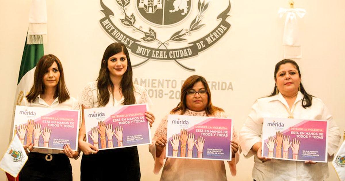 Bepensa se suma a la Campaña de la Eliminación de la Violencia contra la Mujer