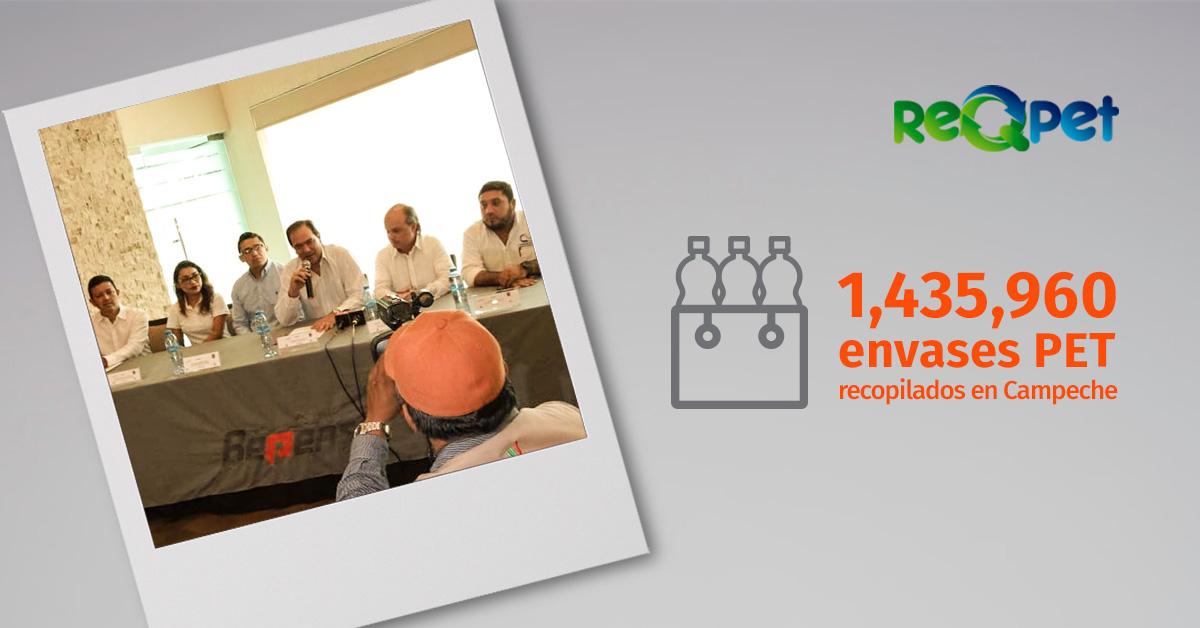 Un año más de éxito del programa ReQPET en Campeche