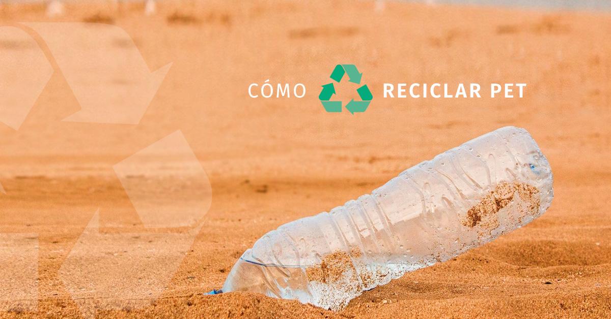 Cómo reciclar PET correctamente