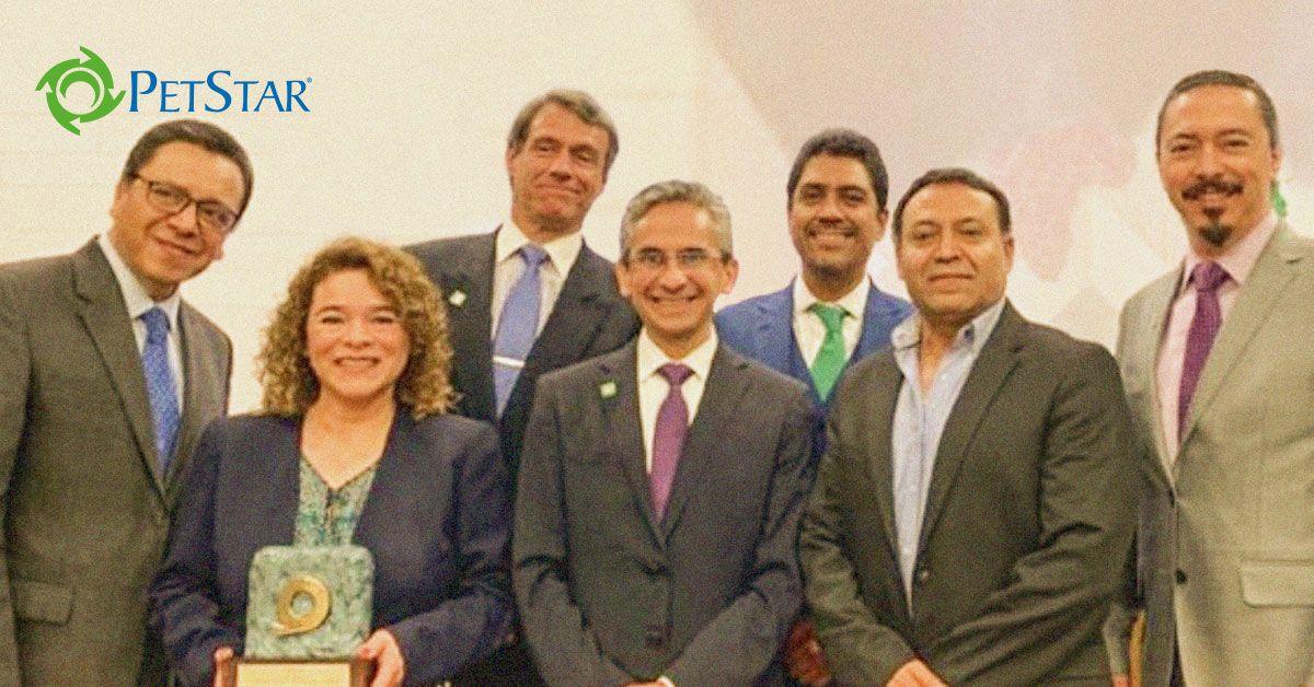 PetStar recibe el Premio Iberoamericano de la Calidad 2019