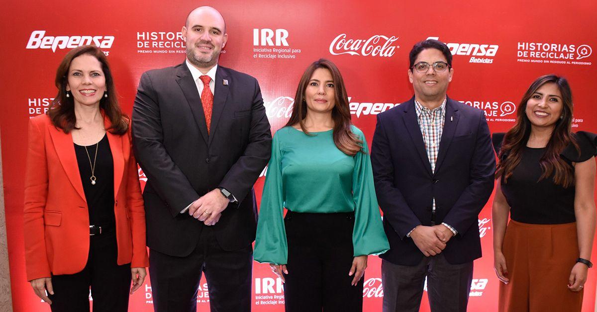 Bepensa Dominicana y la Iniciativa Regional para el Reciclaje Inclusivo (IRR) lanzan