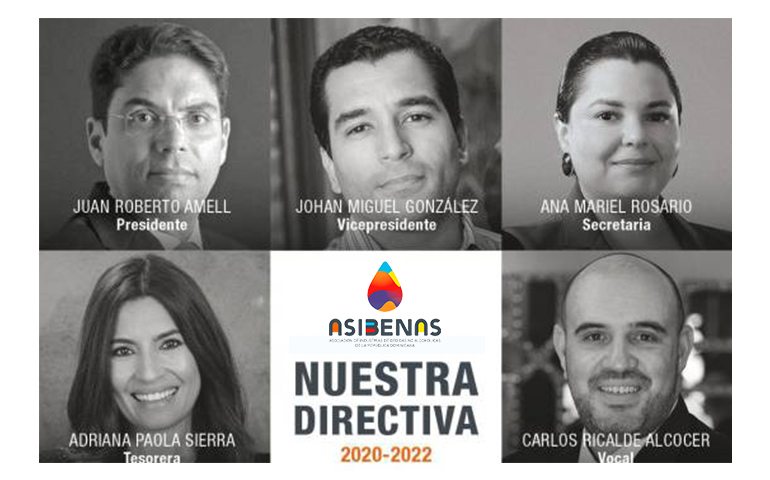 Bepensa Dominicana encabeza la nueva directiva de ASIBENAS